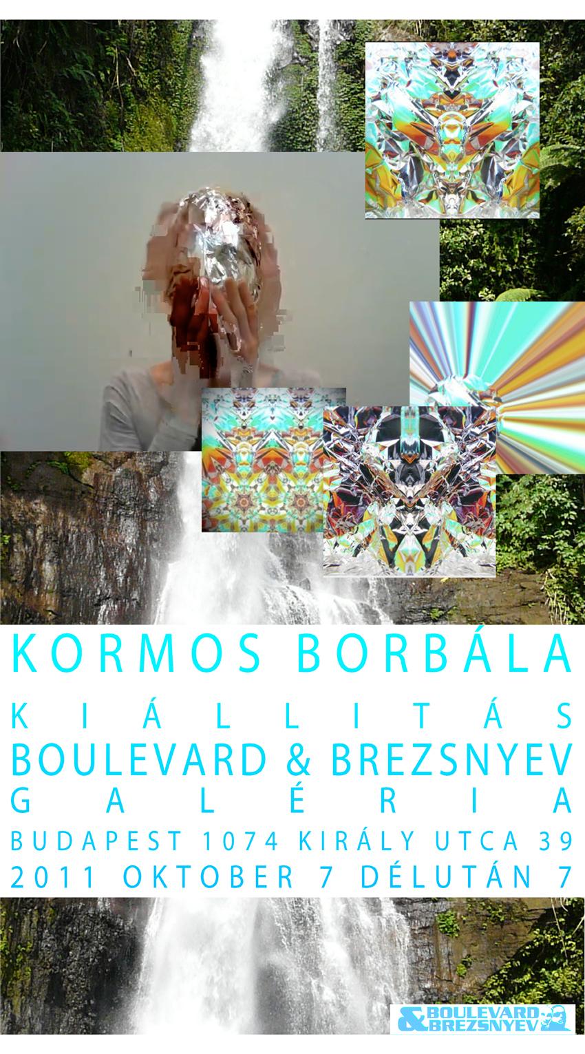2011.10.07. Kormos Borbála kiállítása